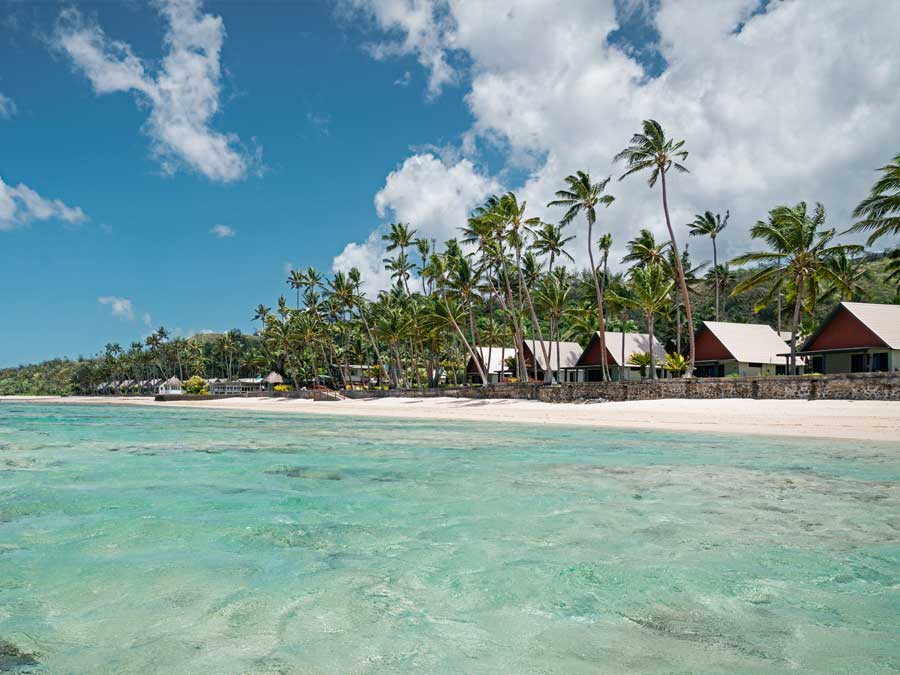 Accommodation in Fiji