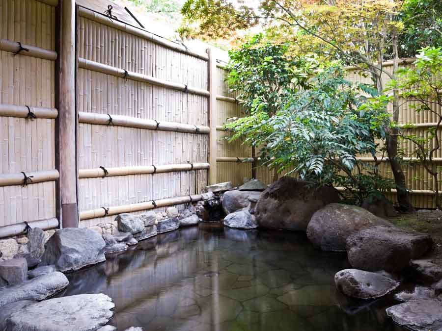 Ryokan accommodation