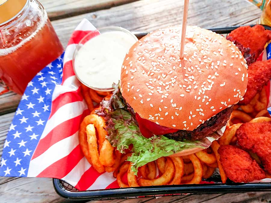 Food guide to the USA
